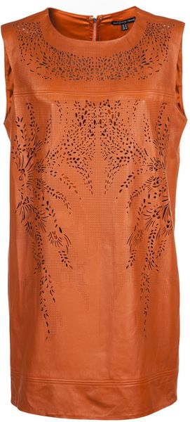 Catherine Deane Olina Laser Cut Dress - Lyst