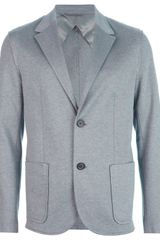 Lanvin Two Button Blazer - Lyst