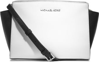 Michael by Michael Kors Medium Selma Messenger - Lyst