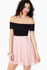 Nasty Gal Sweet Nothings Dress - Lyst