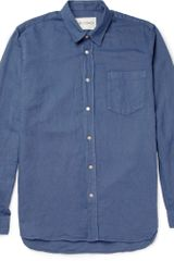 Our Legacy Cotton Shirt - Lyst