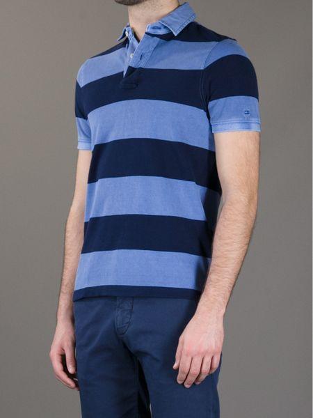 Tommy Hilfiger Striped Polo Shirt Tommy Hilfiger Striped
