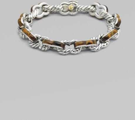 Men S David Yurman Bracelets Lyst