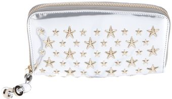 Jimmy Choo Filipa Purse - Lyst