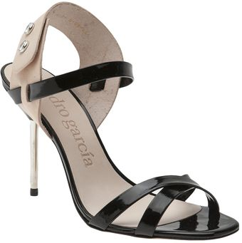 Pedro Garcia High Heel Sandals - Lyst