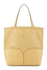 Pour La Victoire Provence Perforated Tote Bag - Lyst