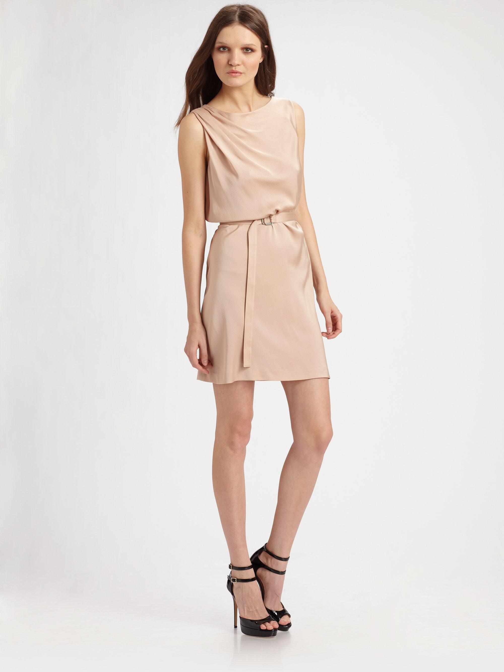 Theory Silk Dress