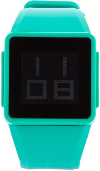 Nixon The Newton Digital Watch - Lyst