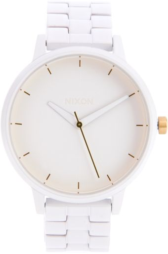 Nixon The Kensington Watch - Lyst