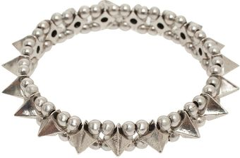 Philippe Audibert Large Spike and Ball Bracelet - Lyst