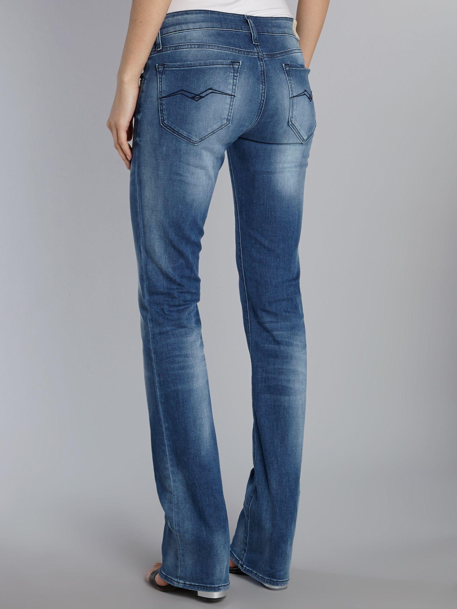 replay bootcut jeans - Jean Yu Beauty