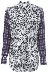 3.1 Phillip Lim Printed Shirt - Lyst