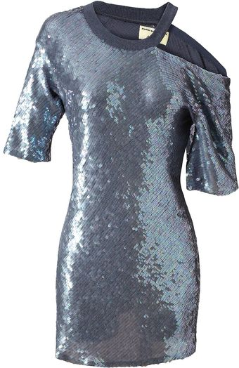Ashish Handmade Sequin Dress - Lyst