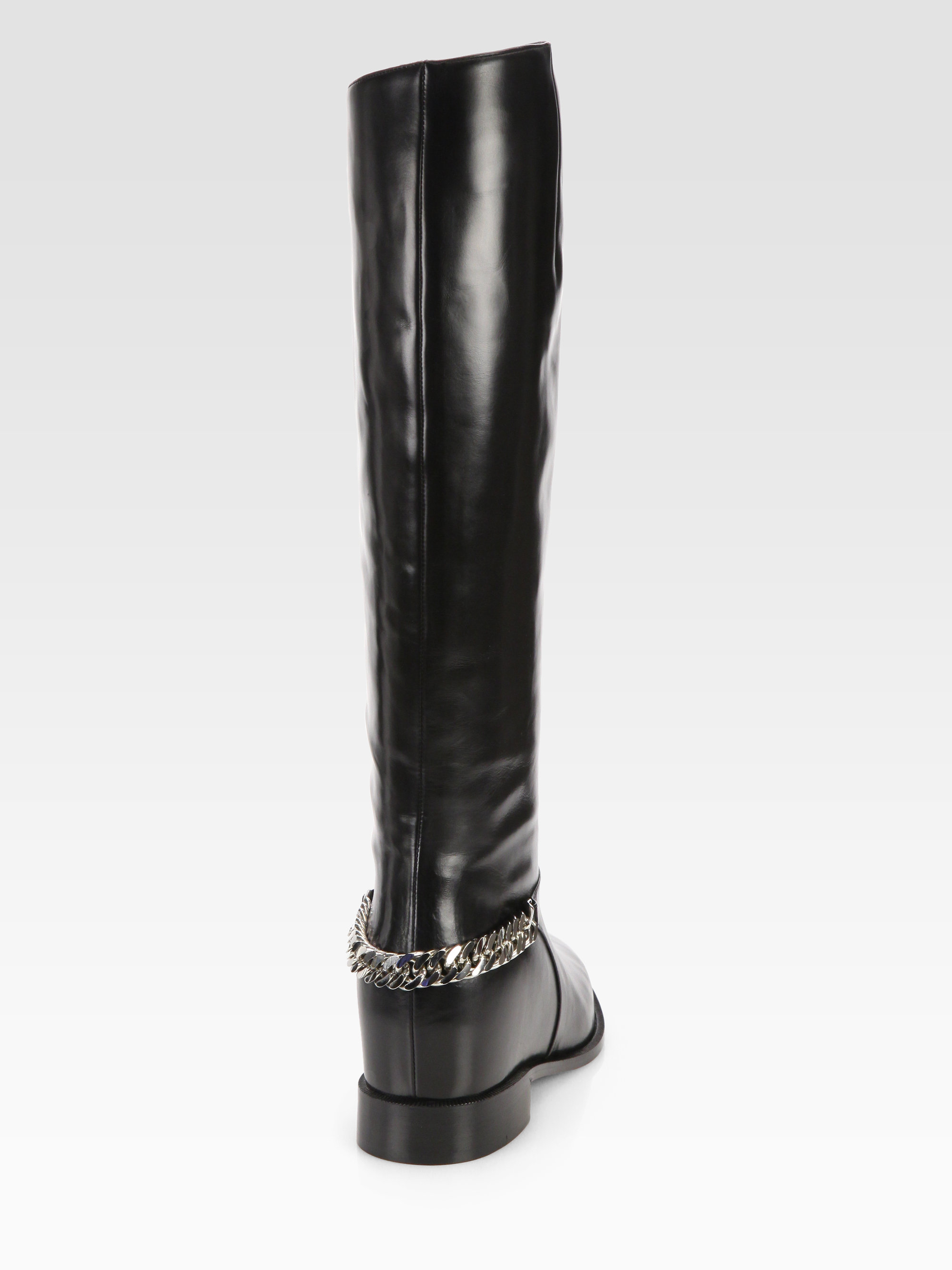 christian louboutin Cate knee-high boots | The Little Arts Academy