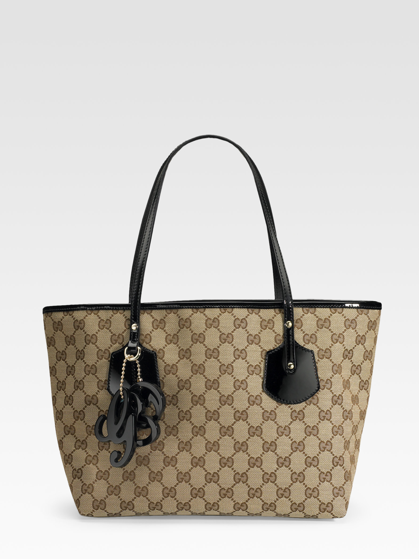 364cf016a3f4 Lyst - Gucci Jolie Medium Tote in Brown