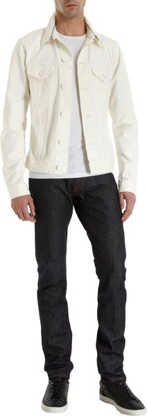 J Brand Denim Jacket - Lyst