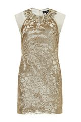 Jenny Packham Sequin Dress