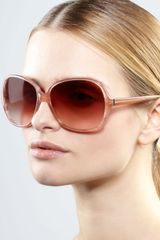 Oliver Peoples Aerin Isobel Sunglasses - Lyst