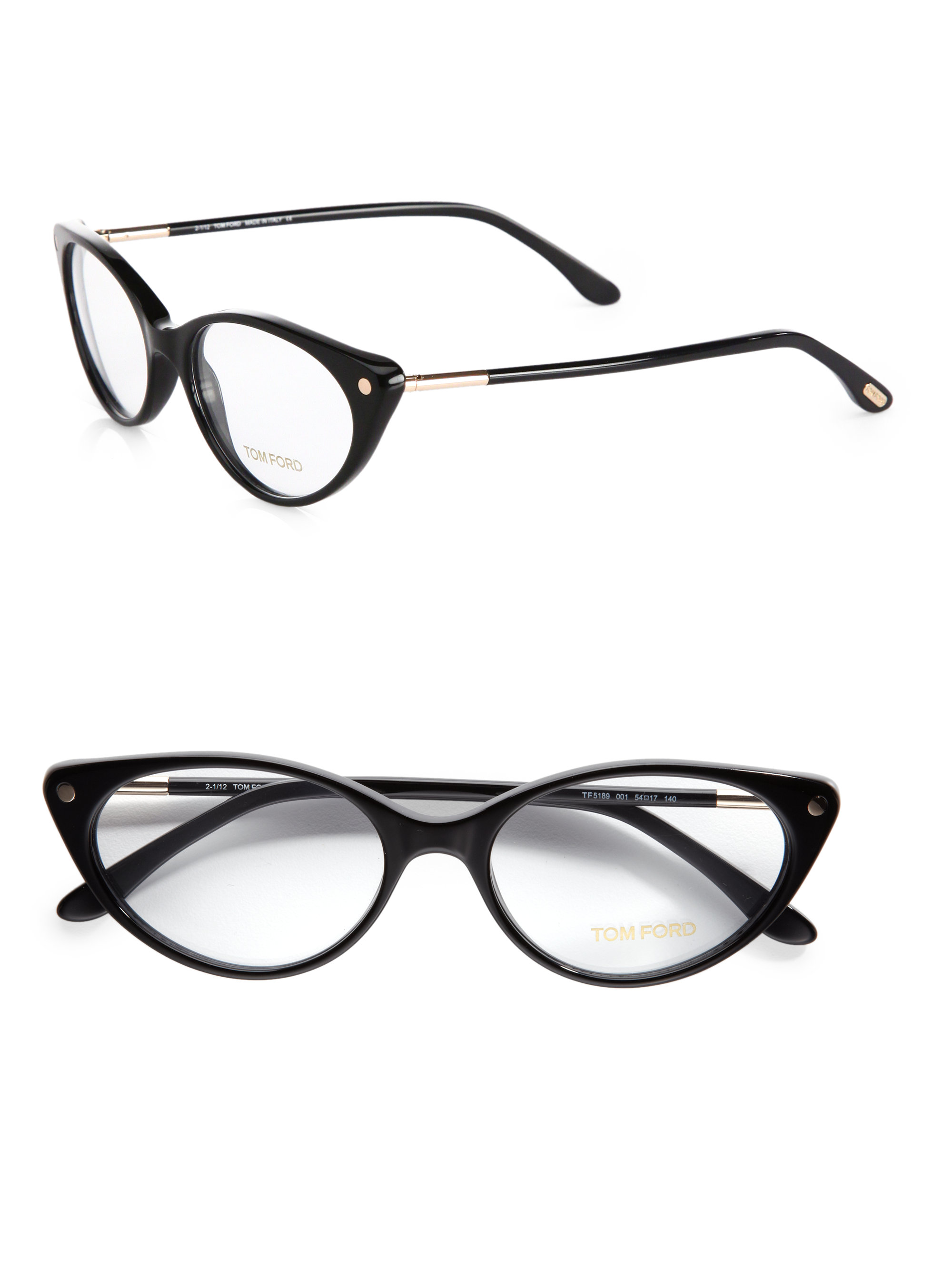 41bf69f6bdf Gallery. Previously sold at  Saks Fifth Avenue · Women s Tom Ford Cat Eye