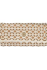 Tory Burch Cutout Clutch - Lyst
