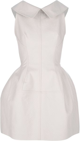Alaïa Sleeveless Cocoon Dress - Lyst