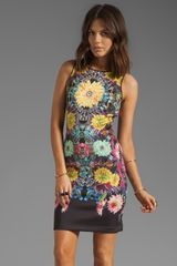 Clover Canyon  Valley Neoprene Tank Dress - Lyst