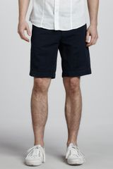 Incotex Chinolino Shorts - Lyst