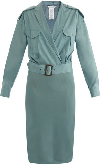 Max Mara Hilde Dress - Lyst