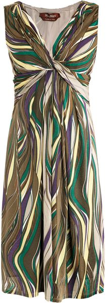 Max Mara Studio Vacillo Dress - Lyst