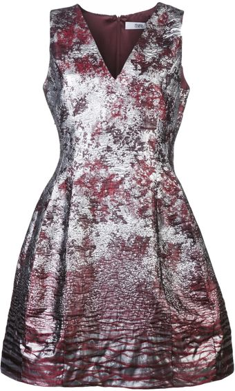 Prabal Gurung Sleeveless Dress - Lyst