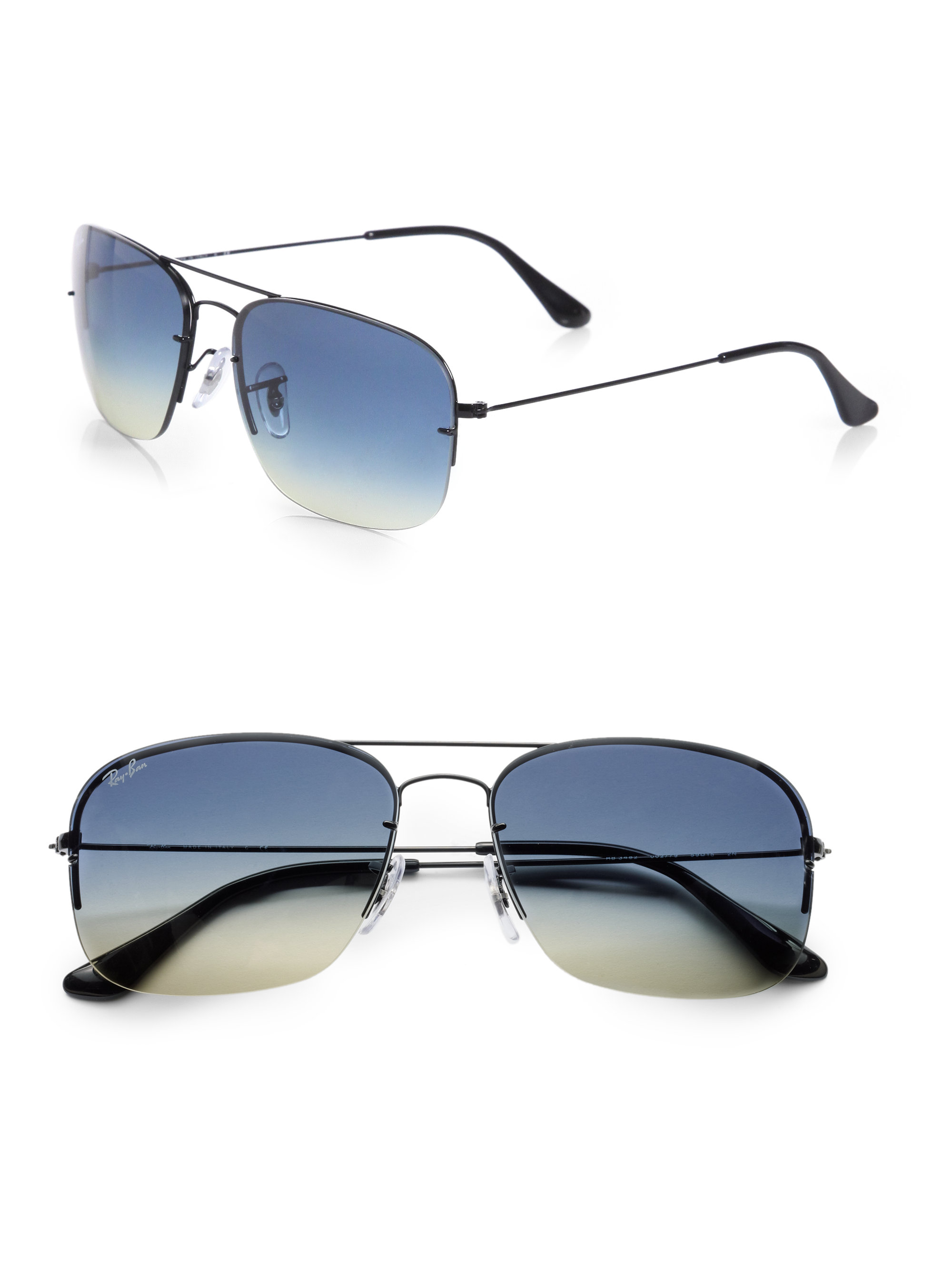 ray ban clone sunglasses  ban black square sunglasses