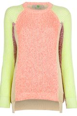 Stella McCartney Colour Block Sweater