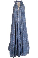 Yvonne S Maxi Hippie Dress - Lyst