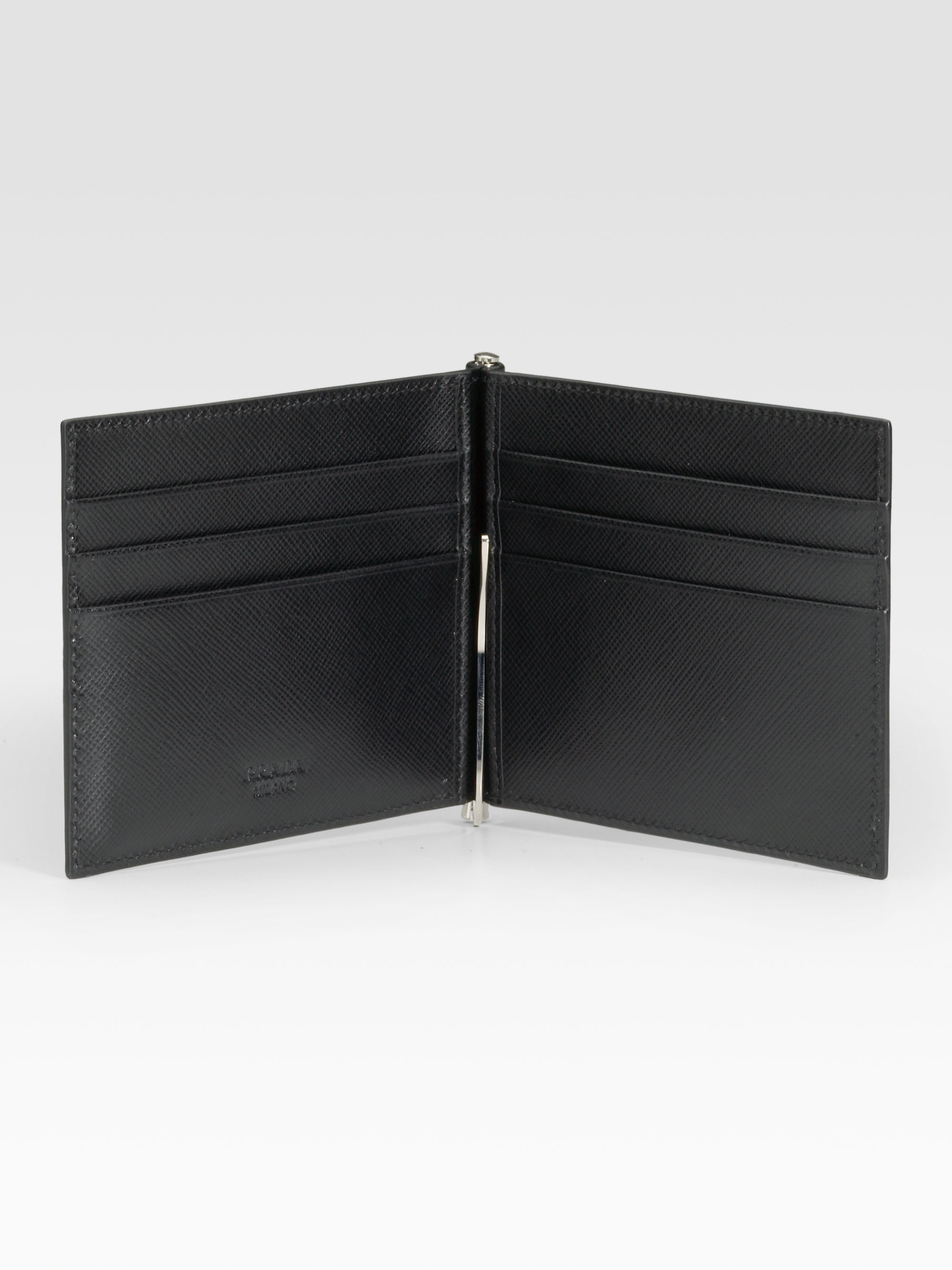 99e58a54 coupon for prada saffiano bifold wallet black 1050d 54cdb