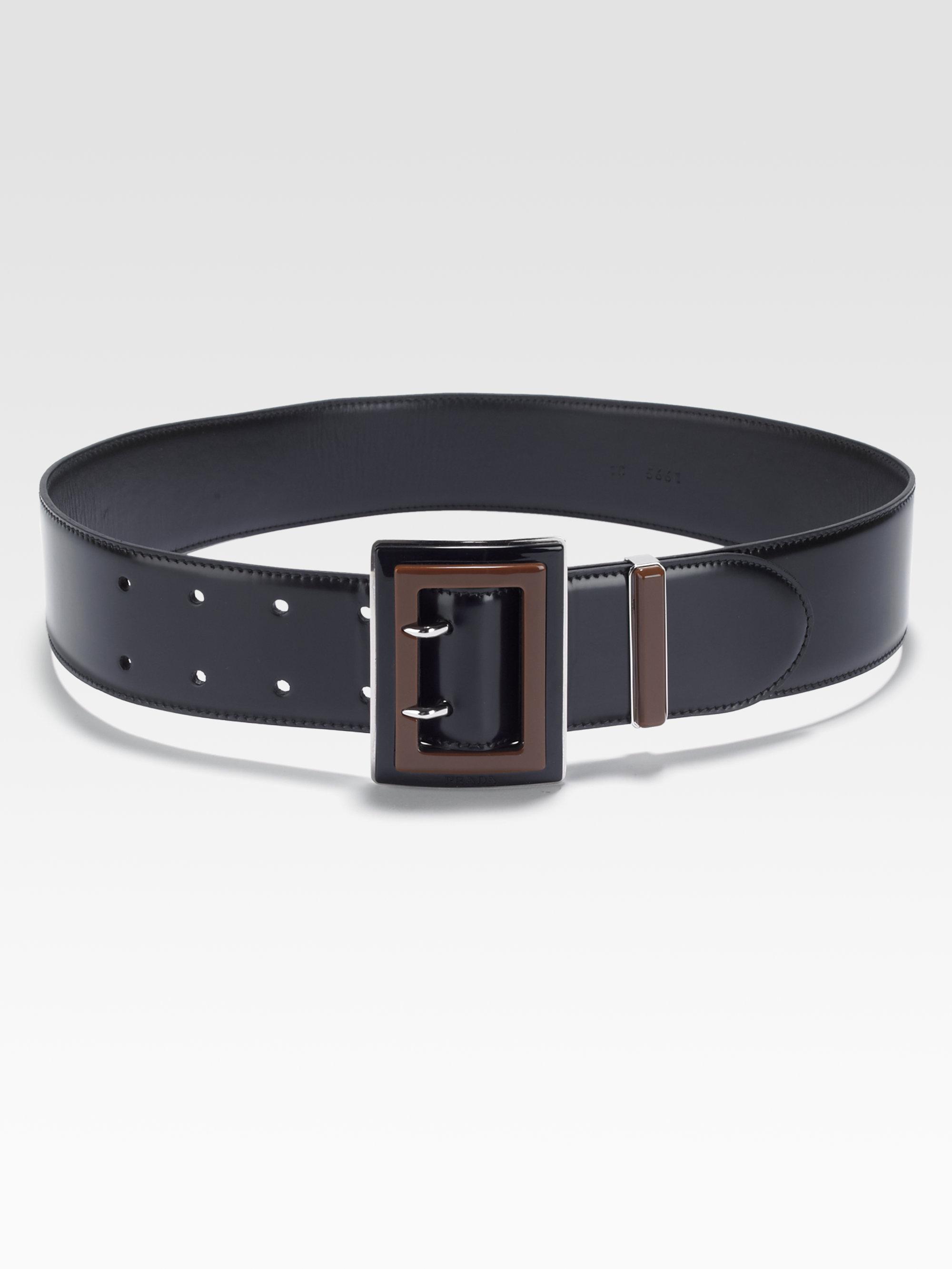 prada wallet price - prada blue leather belt
