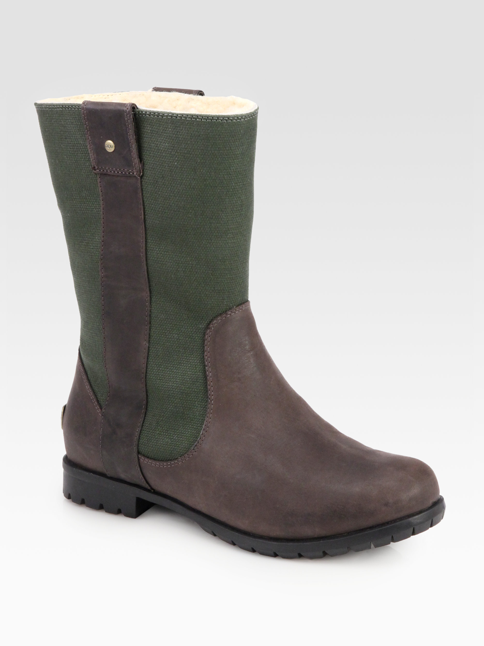 Ugg Burroughs Canvas L...