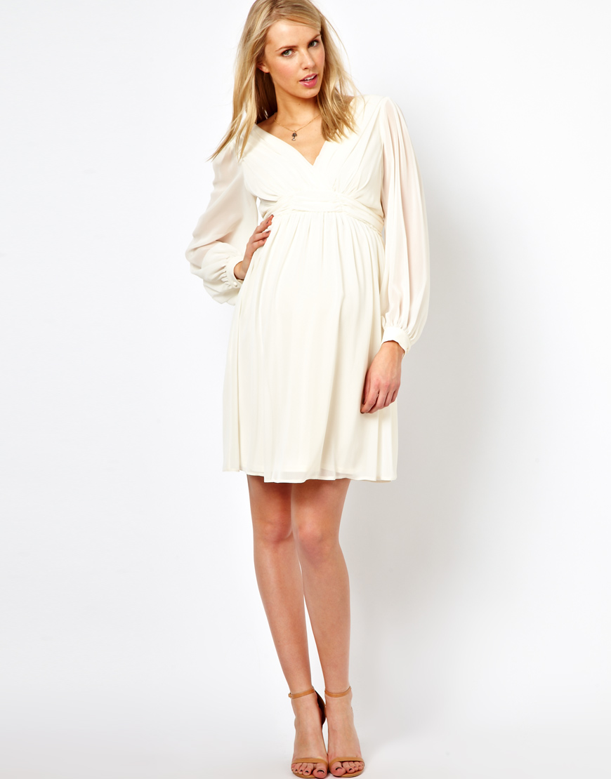 Plus Size Blouson Dress
