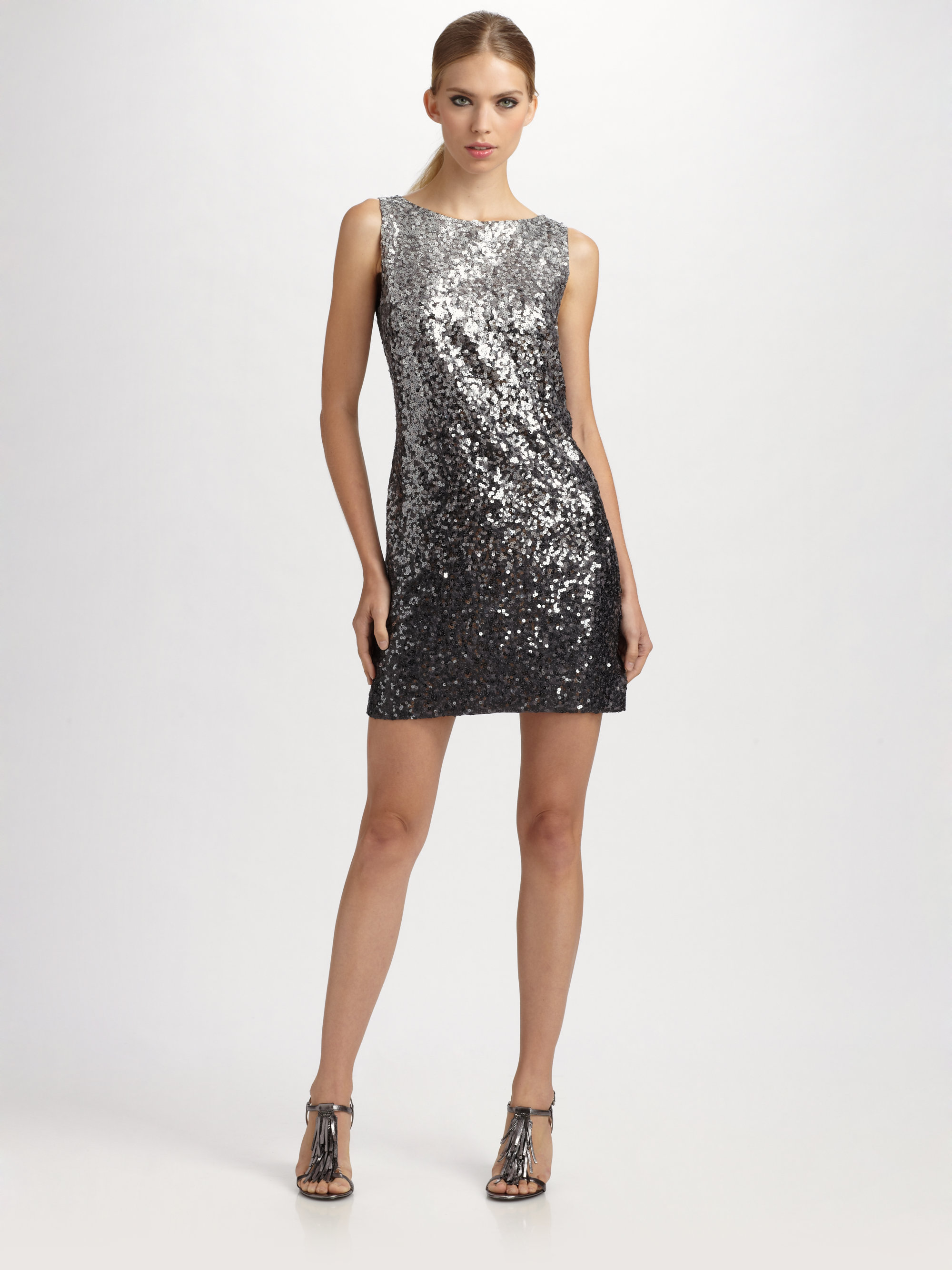 Find ombre sequin dress at ShopStyle. Shop the latest collection of ombre sequin dress from the most popular stores - all in one place.