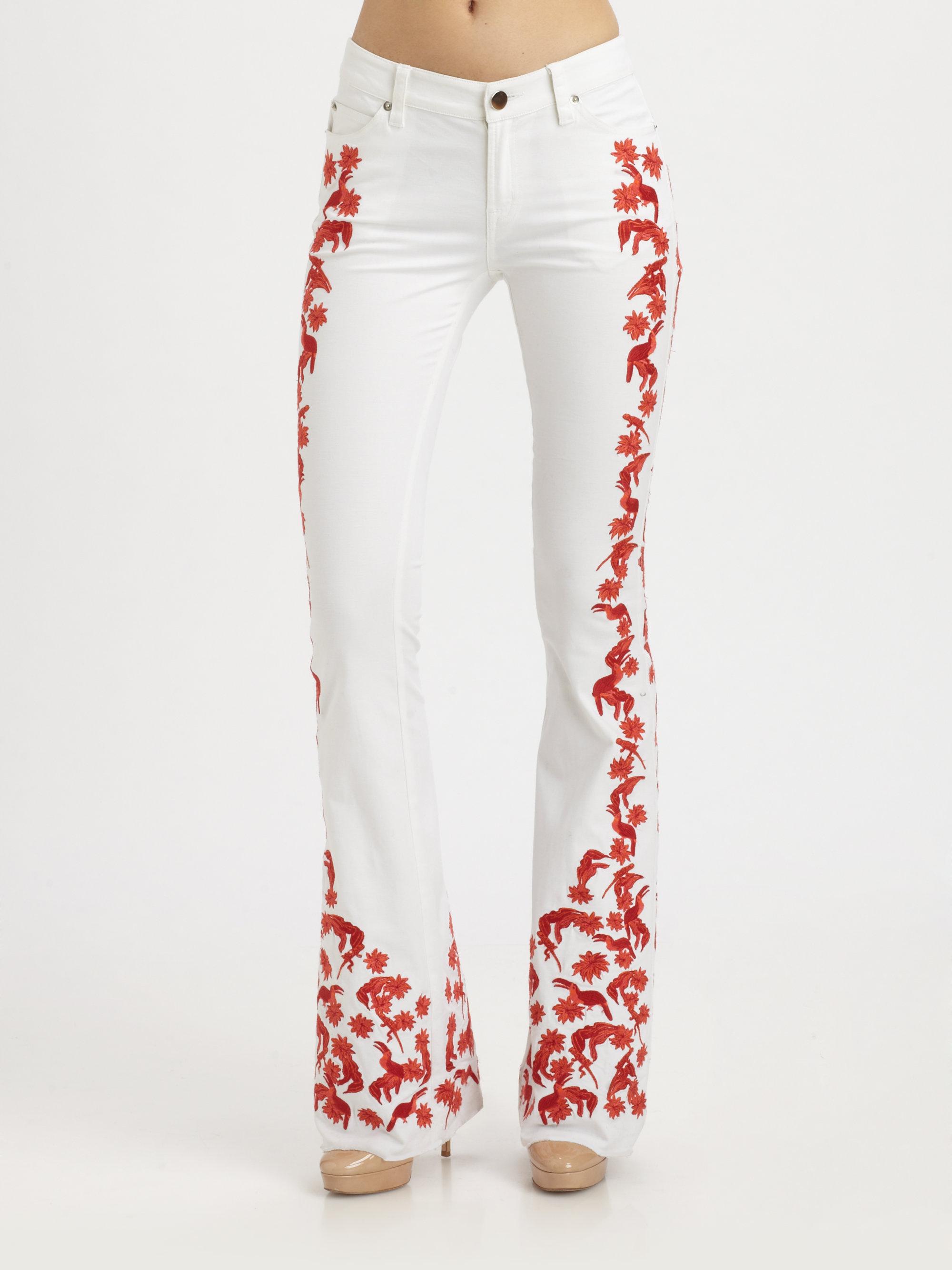 DENIM - Denim trousers Rebecca Minkoff Outlet Finishline Cheap 2018 Newest Best Place Sale Online LB2Xx