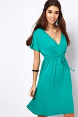 ASOS Collection Asos Grecian Summer Dress - Lyst