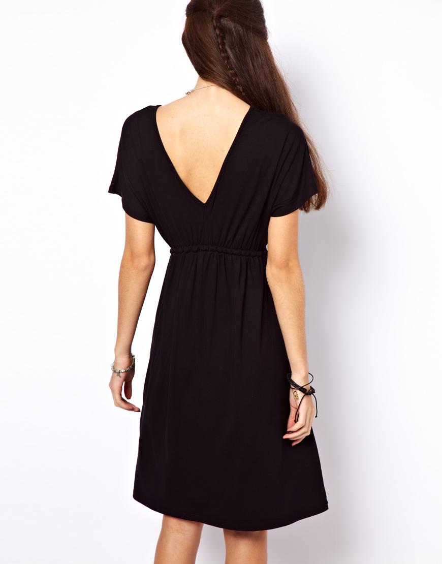 Asos collection Asos Grecian Summer Dress in Black