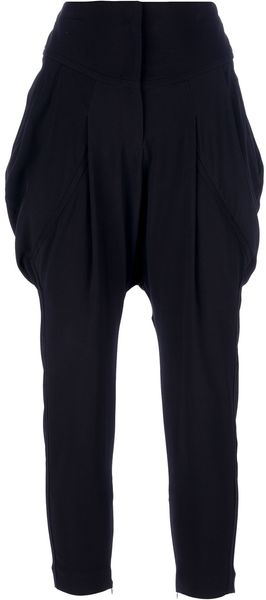 Givenchy High Waisted Trouser - Lyst
