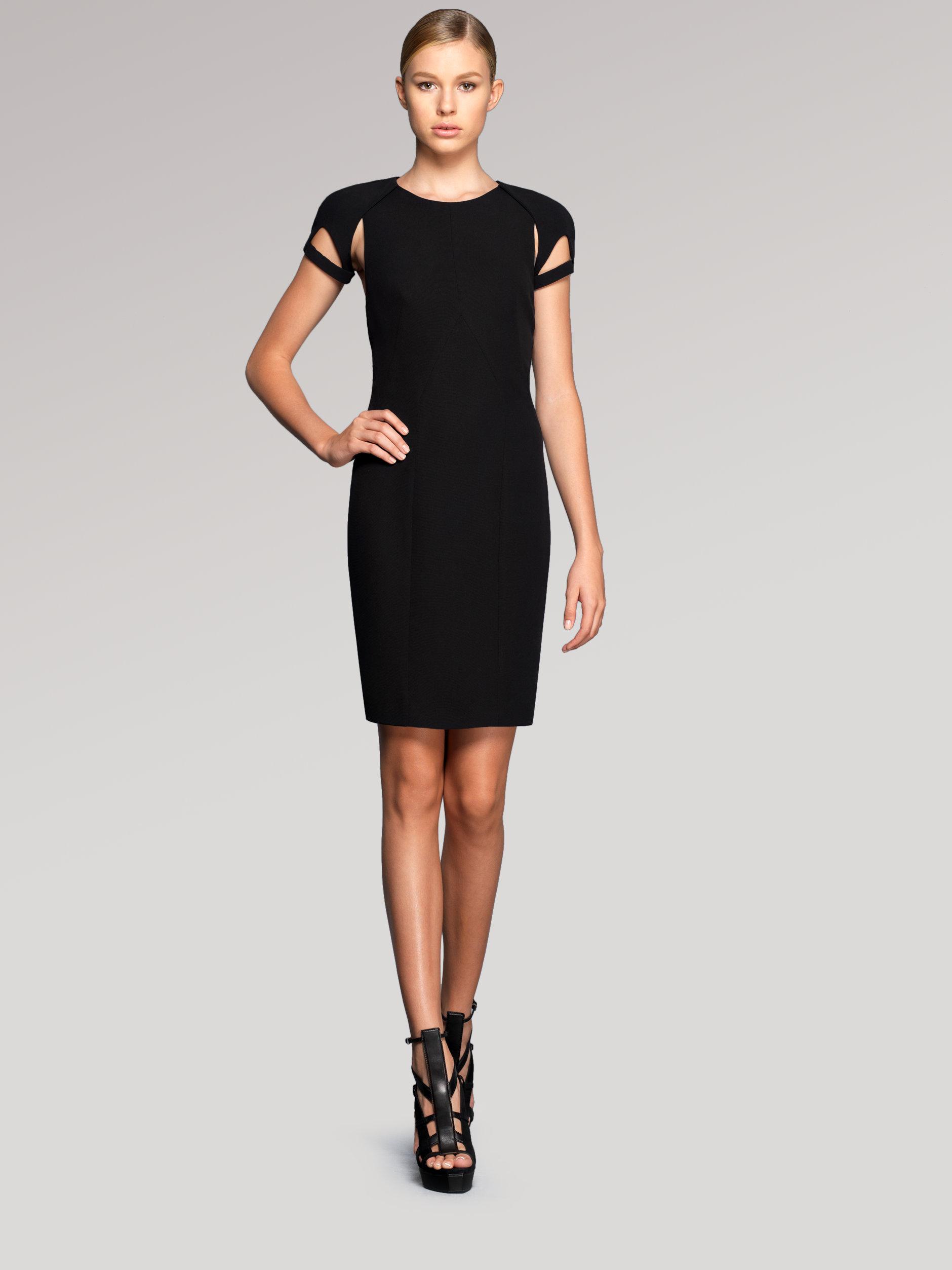 Laundry By Design Black Dress