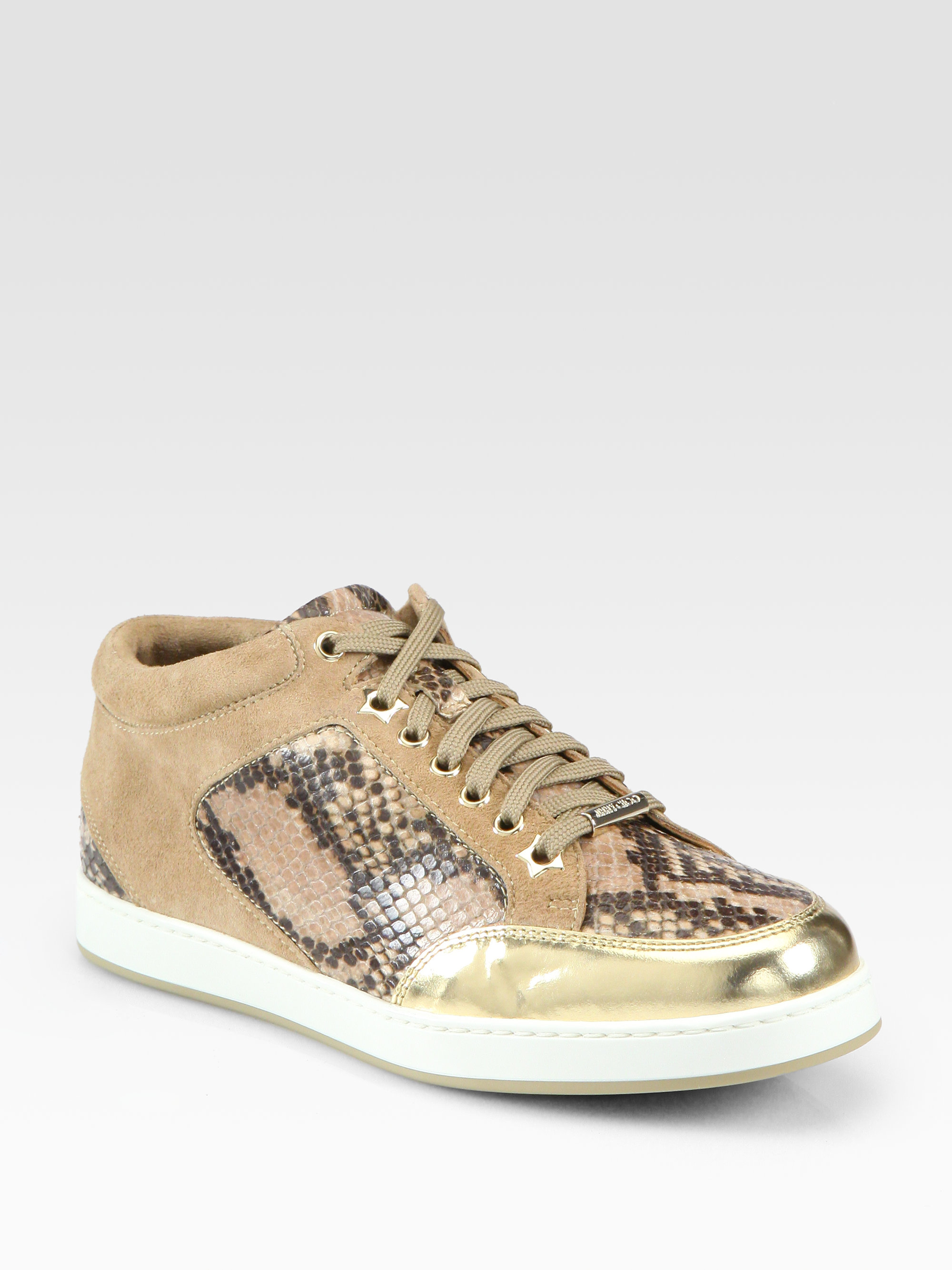 Clearance Manchester Great Sale Miami sneakers - Brown Jimmy Choo London Purchase Cheap Sale Lowest Price m4thvT