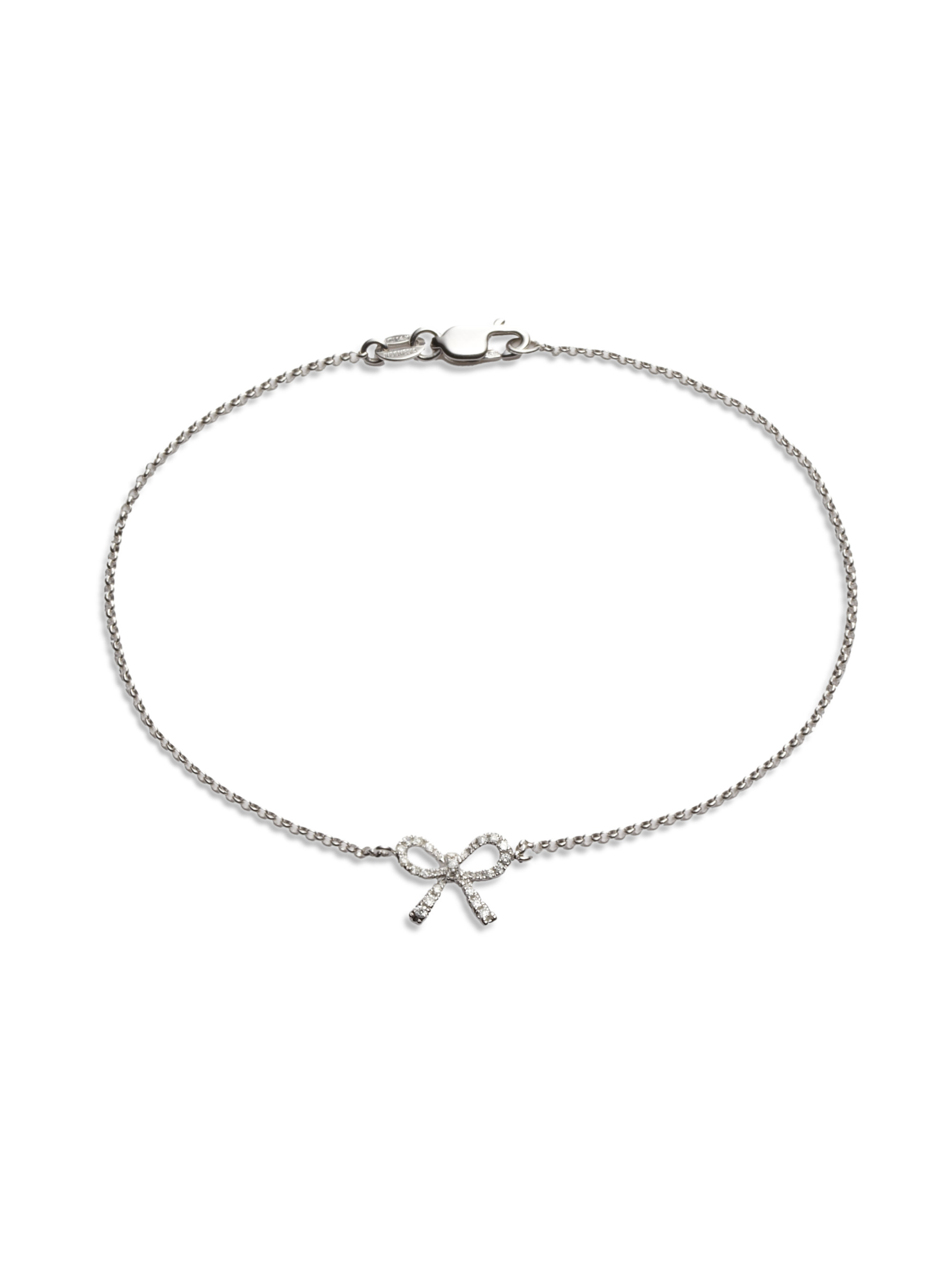 bow karen necklace jewellery shop silver young products handmade sterling bracelet