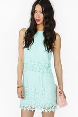 Nasty Gal Aceline Crochet Dress - Lyst