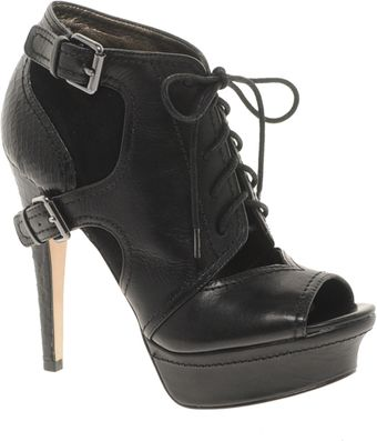 Sam Edelman Jagger Leather Shoe Boots - Lyst