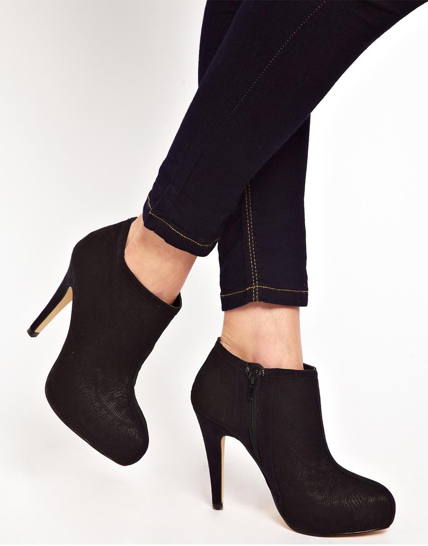 Shoe Side Asos High Heel