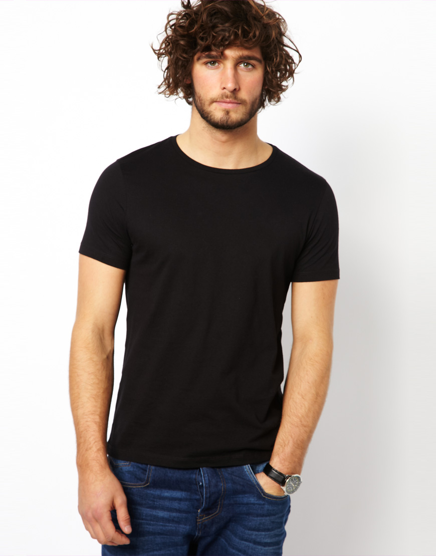 Asos extreme longline t shirt with shredded check hem for American apparel plain t shirts bulk