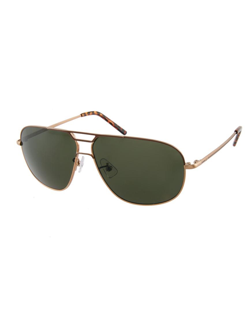Calvin Klein Ck Aviator Sunglasses in Brown for Men (bronze) | Lyst
